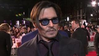 Promille statt Preise: Johnny Depps neues Lebensmotto?