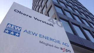 Gutes 2012 für die AEW Energie AG