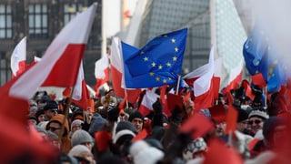 Wird Polen das nächste Ungarn?