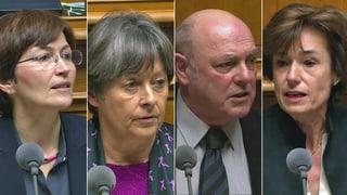 Nach hitziger Debatte: Nationalrat will keine Einheitskasse