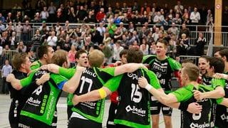 Gegensätzliches Fazit der Zentralschweizer Handballer