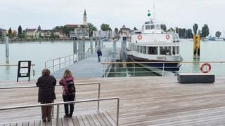 Die Schweizerische Bodensee-Schifffahrtsgesellschaft AG fühlt sich unverstanden.
