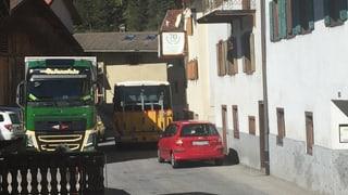 Sviament da Ferrera muventa la glieud