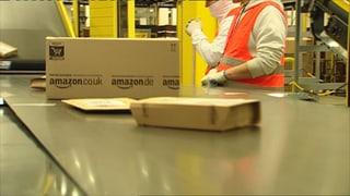 Video «Amazon nimmt die Buchverlage in den Würgegriff» abspielen