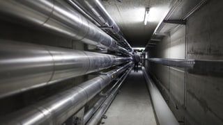 IWB modernisiert ihr Fernwärmenetz und senkt die Temperatur