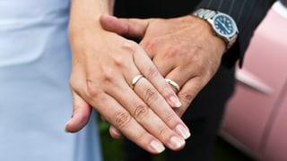 Ständerat will Verheiratete einzeln besteuern können