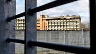 Kanton Genf schafft zusätzliche Haftplätze