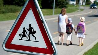 Zentralschweizer Polizeien gegen Elterntaxis