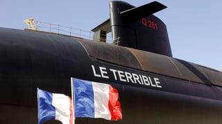 Paris: Abrüstung? Nein danke
