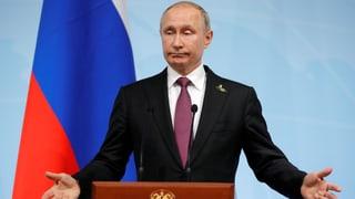 Kann Putin profitieren?