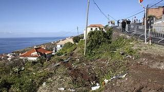 16 blessads da Madeira anc en ospital