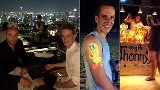 Jonny Fischer: Liebesferien in Thailand