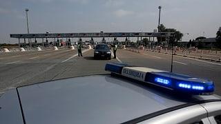 In Kürze: Kroatien gibt in Grenzstreit mit Serbien nach