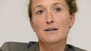 Jahresende 2014: Susanne Hochuli will innerlich nicht verhärten
