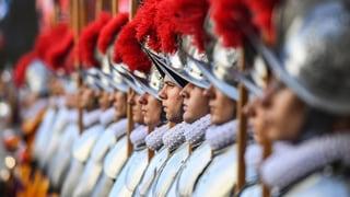 Schweizergarde befürchtet Engpässe