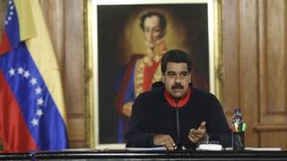 In Venezuela liegen die Nerven blank