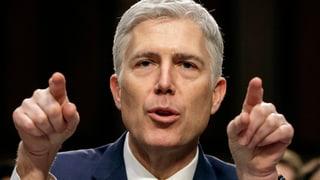 US-Senat wählt Gorsuch in den Obersten Gerichtshof