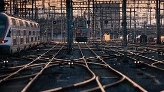 Bahnnetz soll für 11,5 Milliarden ausgebaut werden