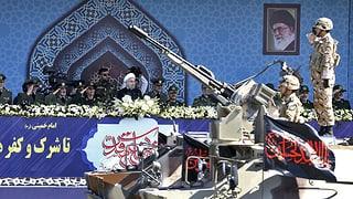 Iran droht Israel