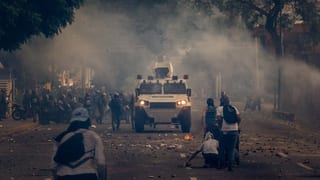 Proteste in Venezuela eskalieren