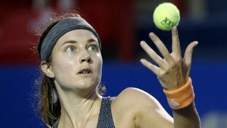 Tennis: Tut las Svizras crudadas ora