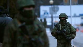 Ukraine beschwert sich über Grenzverletzungen Russlands