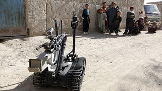 «Killer-Roboter sind bald Realität»