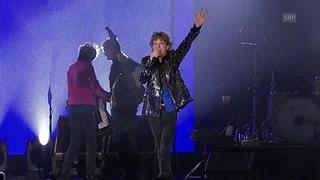 Die «Rolling Stones» im Letzigrund