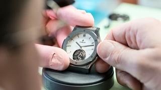 «Die Schweizer Uhrenindustrie wird nicht so schnell untergehen»