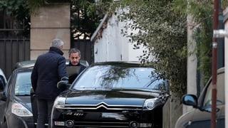 Sarkozy ist wieder frei – aber nicht aus dem Schneider