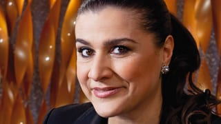 Cecilia Bartoli erhält den «SwissAward» in der Kategorie «Kultur»