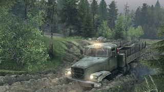 Review: «Spintires»