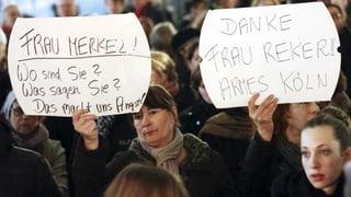 Die Volksseele kocht und Merkel schweigt
