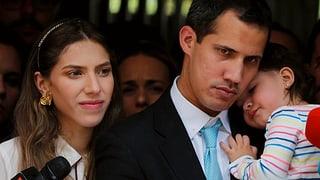 Guaidó will nicht an Gesprächen teilnehmen