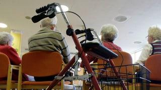 Solothurner Politiker lieben Senioren-Tagesstätten