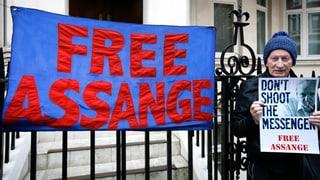 UNO nennt Assanges Botschaftsasyl «willkürliche Inhaftierung»