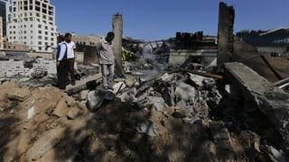 Waffenexport in den Nahen Osten bringt Bundesrat unter Druck