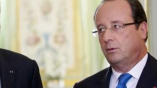 Wird auch Hollande dem Parlament die Syrien-Frage stellen?
