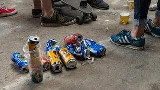 Jugendliche gelangen im Kanton Zürich wieder einfacher an Alkohol