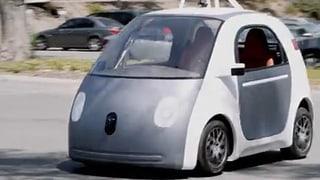 Das Google-Auto kommt