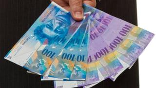 «Zwischenhoch» in der Staatskasse - keine Steuererhöhung