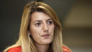 Florijana Ismaili è sparida dapi sonda suentermezdi