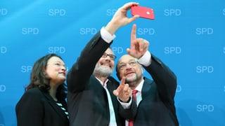 Das grösste Problem der SPD ist die SPD