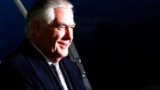 US-Aussenminister schliesst Medien von Asien-Reise aus
