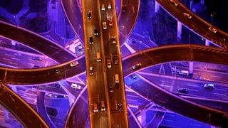 Schweizer wollen auf dem Superhighway des Welthandels mitfahren
