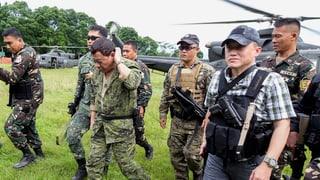 Philippinisches Parlament verlängert Kriegsrecht bis Ende Jahr