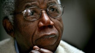 Chinua Achebe - der Vater der afrikanischen Literatur gestorben