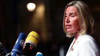 Wie die EU die US-Sanktionen umgehen will