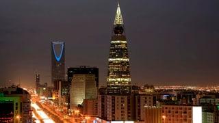 Am Samstag fing die saudische Armee eine im Jemen abgefeuerte Rakete beim Flughafen von Riad ab. Die Retourkutsche folgte sogleich.