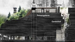 Gletschergarten Luzern räumt auf und baut ein Museum im Fels